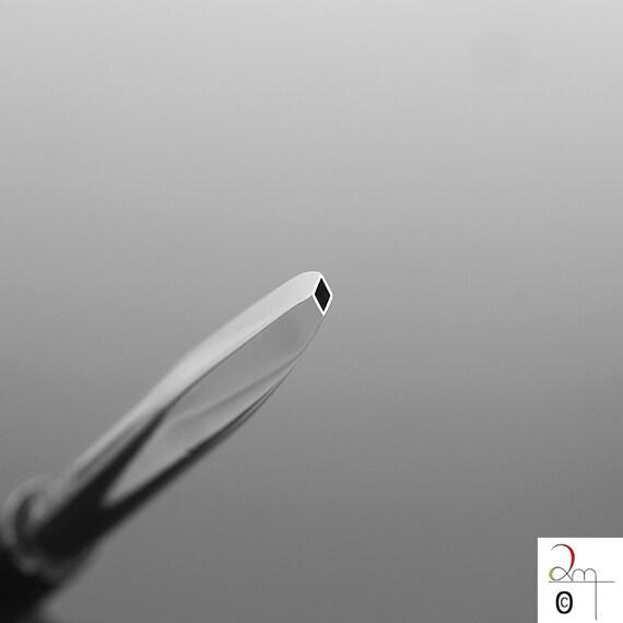Chasing Repousse Stamping Tool   RCS 1850-M Diamond Medium E3