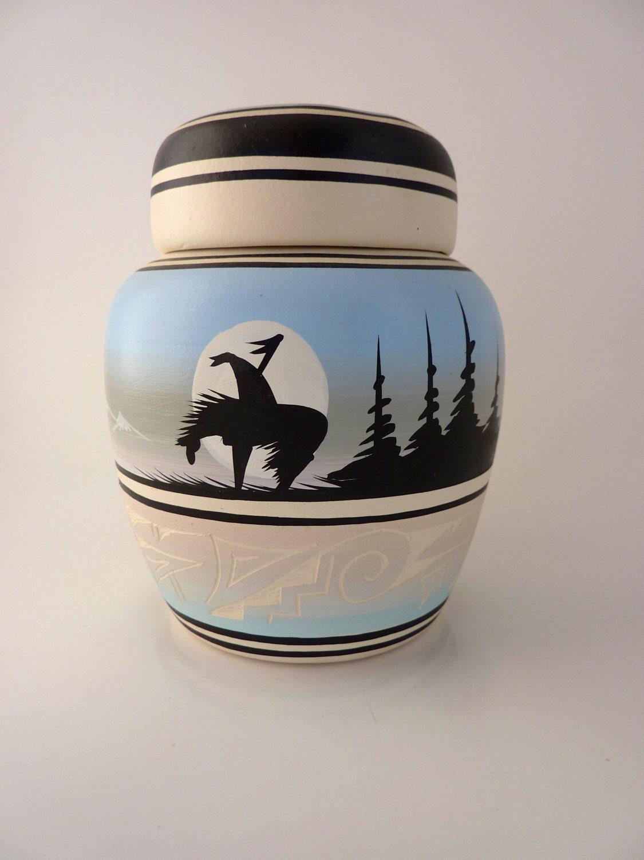 navajo pottery