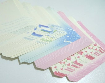 Dream Love Paper Pack for Origami Paper Crane Folding - 70 sheets