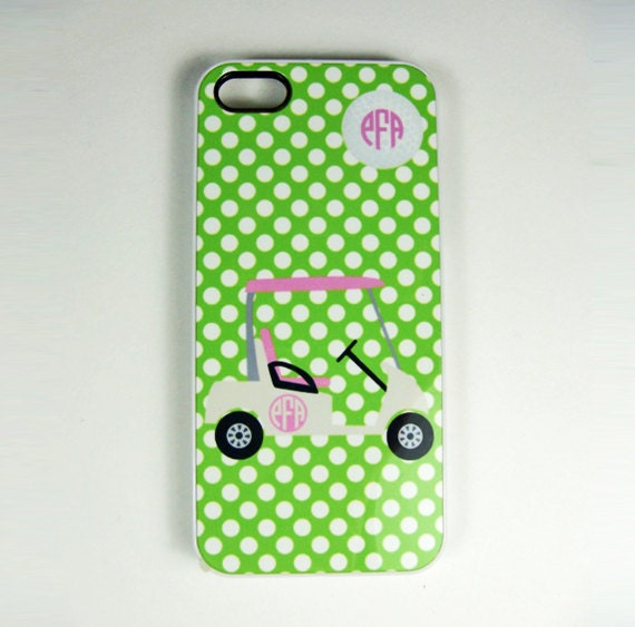 Monogram Cell Phone Case Iphone