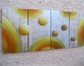 Metal Wall Art metal art sculpture home decor by Holly Lentz