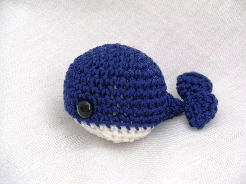 Mini amigurumi water babies PDF crochet pattern dolphin ...
