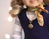 "Sale---Yearbook Collection: ""Most Artistic"" Outfit for American Girl Dolls"