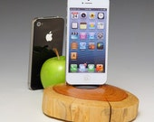 Docking Station for ANY generation iPhone or iPod.. 403. Reclaimed wood. Simple ... natural ... beautiful. FAST SHIPPING.