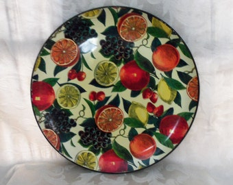 Vintage 60s Fruit Tray Made in Japan