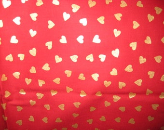 Quilter Quality Fabric - Out Of Print-Makower UK-Endless Love Collection