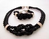 Bracelet and Necklace Sailor Knot