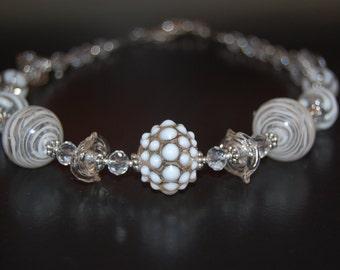Lampwork Jewelry, SALE,glass necklace, Lampwork, Lampwork necklace, handmade Lampwork necklace, Lampwork, glass, handmade beads, glass beads