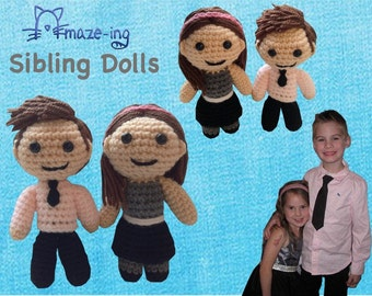 Amaze-ing Personalised Doll - Made to Order