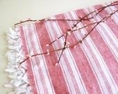 Cotton Pehtemal Soft Bath Beach Towel Eco Friendly Linen PESHTEMAL,Handwoven Bath,Beach,Spa,Yoga,Pool Towel