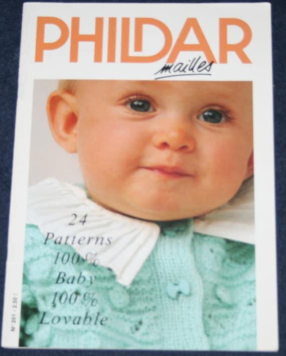 Knitting Patterns Phildar : PHILDAR baby knitting pattern booklet 24 Baby by dogfishsmum