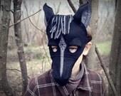 Horse Mask PDF Pattern