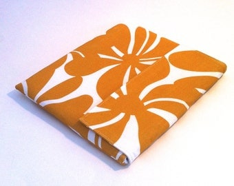 iPad Case, iPad Cover, iPad Sleeve in Golden Yellow Flower