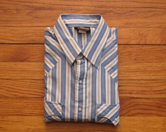 mens vintage HOLT western shirt