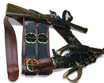 Pirate Barbarian Western Warrior Cosplay Kit