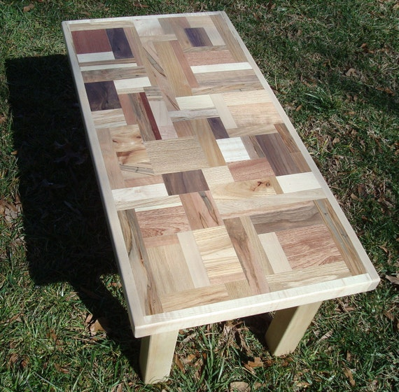 Puzzle Piece Table Puzzle Piece Coffee Table Wood