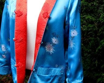 Vintage Asian Kimono Jacket