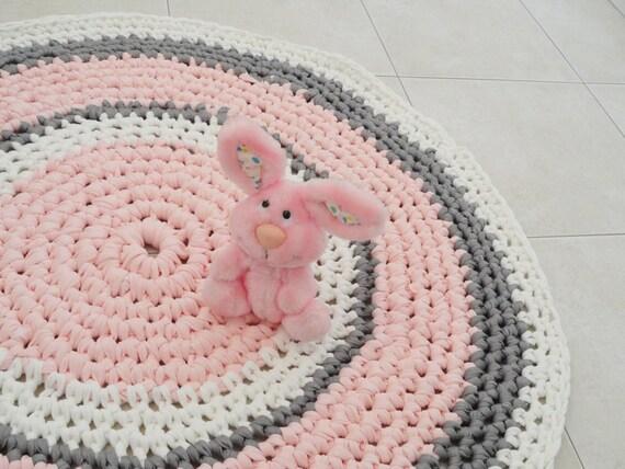 Awesome Crochet Edge White Bath Rug  Pier 1 Imports