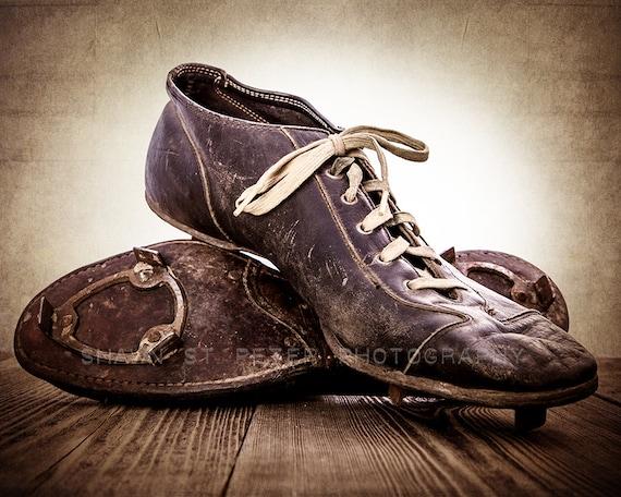 Vintage Football Shoes 91