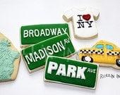 New York City Cookies, New York Cookies, - 1 Dozen