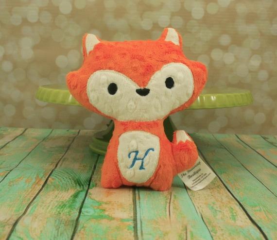 Fox Plushy