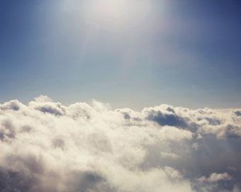 Above the Clouds II - 8x10 Fine Art Photograph