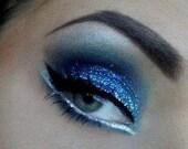Dangerous Blue Glitter