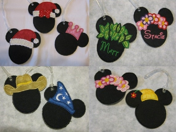Luggage Tag - Luggage Tag Personalized For Your Disney Cruise Or Anywhere