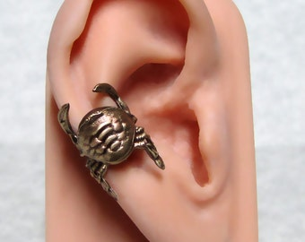 Nautical Crab Ear cuff