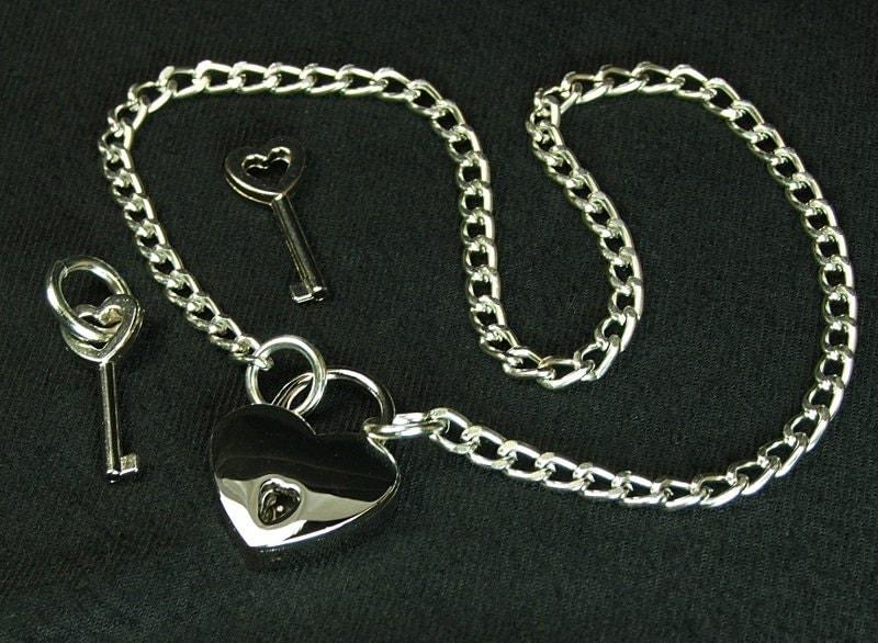 BDSM jewelry submissive ... Etsy の BDSM jewelry