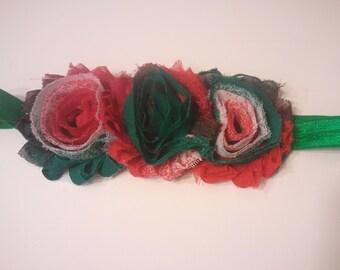 free ship flower Christmas headband