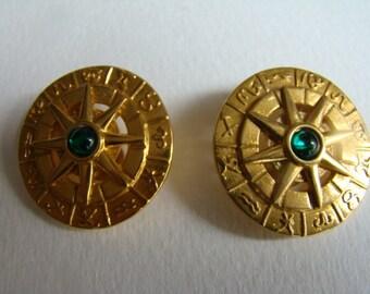 Atalante zodiac earrings