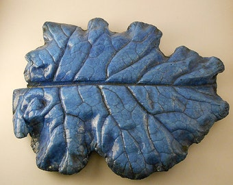 Blue Broccoli Leaf