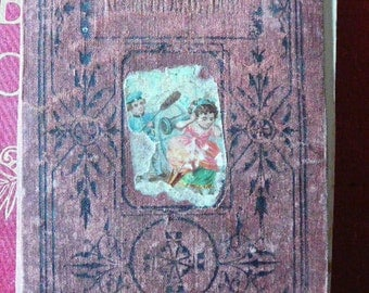 Antique Book Kenneth and Hugh or Self Mastery by Catherine D Bell