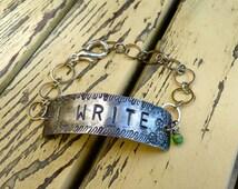 I Write Bracelet