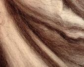 BFL Wool 8oz Mulit Color Spinning Fiber Felting Fiber