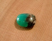 Chrysoprase -- 8.08ct Double Sided Antique Cushion
