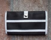 seatbelt wallet, bags and purses, women wallet. vegan
