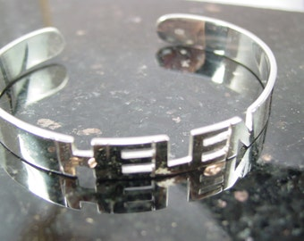 bangle name  ,strilng silver .
