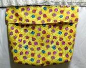 Ladybug bedside pocket