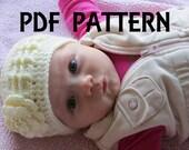 Baby Headband/Headwrap PDF Crochet PATTERN