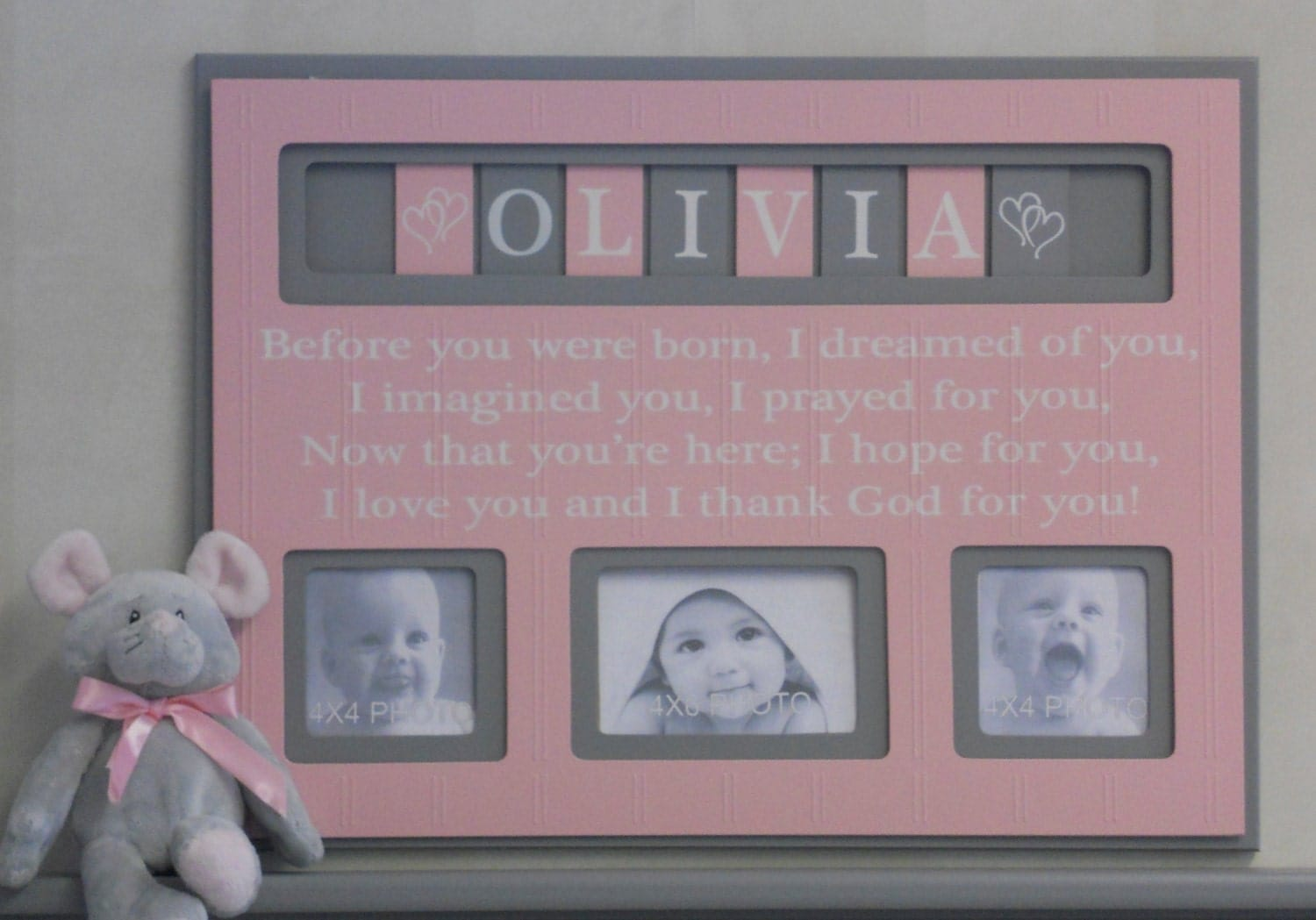 Popular items for personalised baby on Etsy