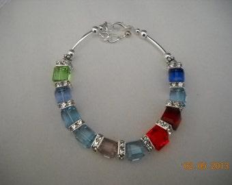 Grandmothers/Mother's bracelets   16-20 stones