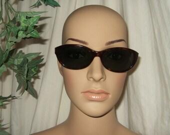Vintage Byblos sunglasses tortoise sunglasses eyewear eyeglasses tortoise eyeglass frames Italy oversize sunglasses mid century eyewear