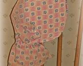 Old Vintage Antique Ladies Bonnet - Handmade - Primitive Farmhouse