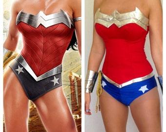 New 52 Wonder Woman Costume