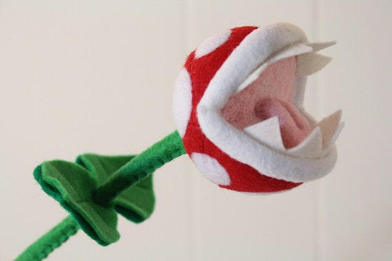 1 long-stem Piranha Plant