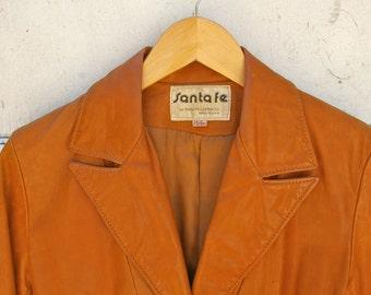 Santa Fe Leather Jacket