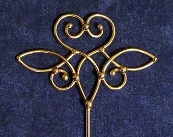 Bronze Hair Stick