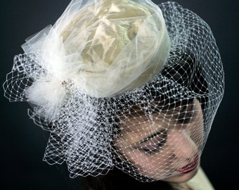 Wedding hat, special occasion, church hat